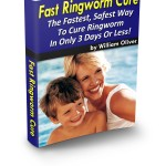 fast ringworm cure cover