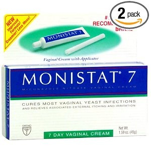 How to Treat a Yeast Infection monistat