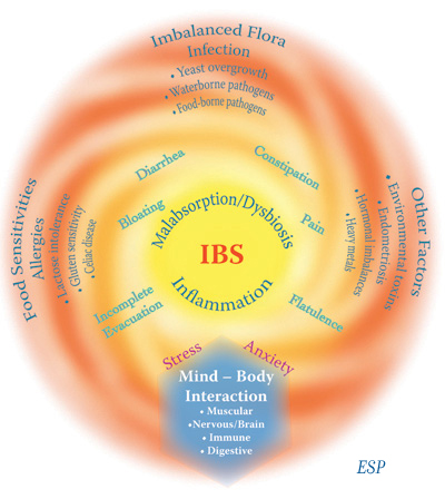 ibs treatment: fact or fiction, Cephalic Vein