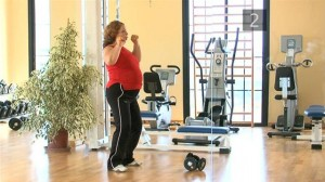 What is Gastric Bypass Surgery woman exercising
