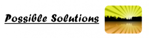 possible solutions logo2