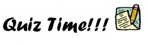 quiz time logo