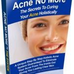 acne no more blue cover