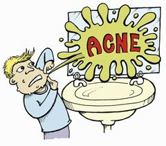 is acne scar removal possible cartoon