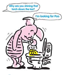 Is There a Special Ulcerative Colitis Diet cartoon