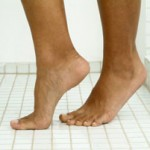 My Feet Are Starting To Look Like Those Athletes Foot Pictures bare feet in shower