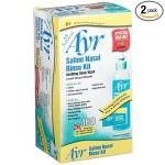 Ayr Saline Nasal Rinse Kit Soothing Sinus Wash box